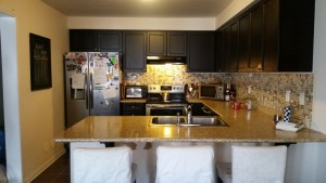 The Kitchen After Ease Up's Professional Organizer Visit