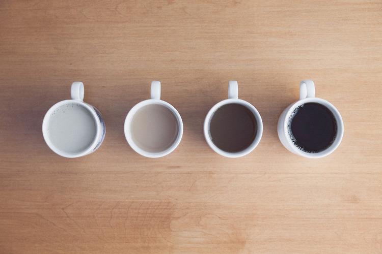 Minimalist Mugs