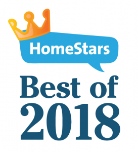 Homestars best of 2018